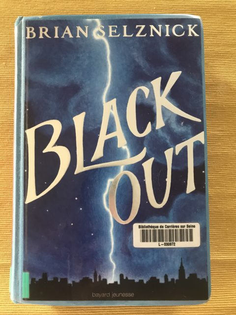 dessin black out